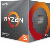 Procesador AMD Ryzen 5 3600XT, S-AM4, 4,50GHz, Six-Core, 32MB L3 Caché - incluye Disipador Wraith Spire