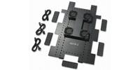 APC Bandeja de Ventilador para Rack 208/230V, 50/60Hz, 60cm x 107cm, para NetShelter SX