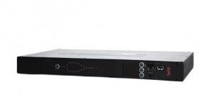 APC PDU para Rack 1U AP4450, 100-120V, 15A, 10x NEMA 5–15R