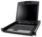 APC Consola para Rack 17'' 1U