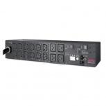 APC PDU para Rack 2U AP7811B, 30A, 208V, 16 Contactos