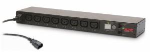 APC PDU para Rack 1U AP7920B, 10A, 200 - 230V, 8 Contactos