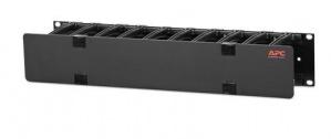 APC Organizador Horizontal de Cables para Rack 19'', 2U