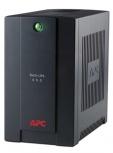 No Break APC Back-UPS BX650U-LM, 390W, 650VA, Entrada 120V, Salida 120V