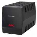 Regulador APC LS1200-LM60, 600W, 1200VA, Entrada 96 - 148V, Salida 120V, 8 Contactos