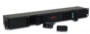 APC PDU para Rack 19'', 1U, 24 Contactos, Negro