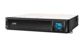 No Break APC Smart-UPS C SMC1000-2U, 1000VA, 600W, Entrada 120V, Salida 120V, 2U