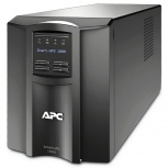No Break APC Smart-UPS, 700W, 1000VA, Entrada 151 - 302V, 8 Contactos