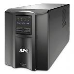 No Break APC Smart-UPS SMT1500US Linea Interactiva, 1000W, 1440VA, Entrada 75 - 154V, Salida 120V, 8 Contactos