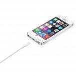 Apple Cable Lightning - USB, 2 Metros, Blanco