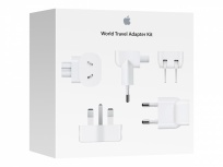 Apple Kit de Adaptadores para Viajes Internacionales, Blanco