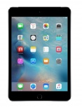 Apple iPad Mini 4 7.9'', 128GB, 2048 x 1536 Pixeles, iOS 9, Wi-Fi + Cellular, Bluetooth 4.2, Space Gray (Octubre 2016)