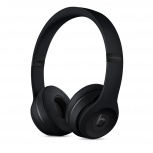 Beats by Dr. Dre Audífonos Beats Solo3 Wireless, Bluetooth, Negro