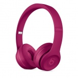 Beats by Dr. Dre Audífonos Beats Solo3 Wireless Neighbourhood Collection, Bluetooth, Fucsia