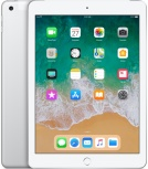Apple iPad Retina 9.7'', 32GB, 2048 x 1536 Pixeles, iOS 11, Wi-Fi + Cellular, Bluetooth, Plata (Mayo 2018)