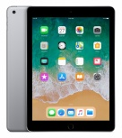 Apple iPad Retina 9.7'', 32GB, 2048 x 1536 Pixeles, iOS 11, Wi-Fi, Bluetooth 4.2, Space Gray (Enero 2019)