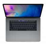 Apple MacBook Pro Retina MR9V2E/A 15.4'', Intel Core i7 2.60GHz, 16GB, 512GB, macOS Mojave, Space Gray (Julio 2018)