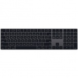 Apple Magic Keyboard con Teclado Numérico, Bluetooth, Gris Espacial (Inglés)
