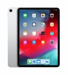 Apple iPad Pro Retina 11'', 64GB, 2388 x 1668 Pixeles, iOS 12, Wi-Fi + Cellular, Bluetooth 5.0, Plata (Diciembre 2018)