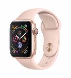 Apple Watch Series 4 OLED, watchOS 5, Bluetooth 5, 40mm, Oro