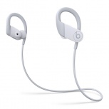 Beats by Dr. Dre Audífonos Intrauriculares con Micrófono Powerbeats, Inalámbrico, Bluetooth, Blanco