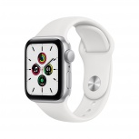 Apple Watch SE OLED, Bluetooth 5.0, 40mm, Plata/Blanco
