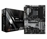 Tarjeta Madre ASRock ATX B450 Pro4, S-AM4, AMD B450, HDMI, 64GB DDR4 para AMD ― Requiere Actualización de BIOS para Ryzen Serie 5000