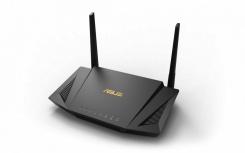 Router ASUS con Sistema de Red Wi-Fi en Malla RT-AX56U, Inalámbrico, 1200 Mbit/s, 2.4/5GHz, 2 Antenas Externas ― ¡Optimizado para Gaming!