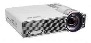 Proyector Portátil ASUS P3B DLP, WXGA 1280 x 800, 800 Lúmenes, Inalámbrico, Tiro Corto, con Bocinas, Blanco