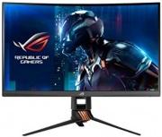 Monitor Gamer Curvo ASUS ROG SWIFT PG27VQ LCD 27'', Quad HD, Widescreen, G-Sync, 165Hz, HDMI, Negro