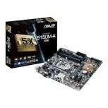 Tarjeta Madre ASUS micro ATX B150M-A/M.2, S-1151, Intel B150, 64GB DDR4, para Intel ― Requiere Actualización de BIOS para trabajar con Procesadores de 7ma Generación