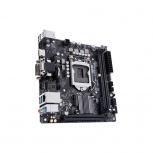 Tarjeta Madre ASUS mini ITX PRIME H310I-PLUS/CSM, S-1151, Intel H310, HDMI , 32GB DDR4 para Intel ― Compatibles solo con 8va y/o  9va Generación (Revisar modelos aplicables)