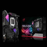 Tarjeta Madre ASUS ATX ROG STRIX TRX40-E GAMING, S-sTRX4, AMD, max. 256GB DDR4  para AMD