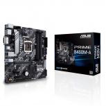 Tarjeta Madre ASUS Micro ATX PRIME B460M-A, S-1200, Intel B460, HDMI, 128GB DDR4 para Intel ― No es Compatible con Procesadores Intel 11va. Generación