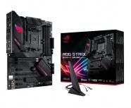 Tarjeta Madre ASUS ATX ROG STRIX B550-F GAMING WI-FI, S-AM4, AMD B550, HDMI, max. 128GB DDR4 para AMD — Requiere Actualización de BIOS para la Serie Ryzen 5000