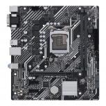 Tarjeta Madre ASUS Micro-ATX PRIME H510M-E, S-1200, Intel H510, HDMI, 64GB DDR4 para Intel
