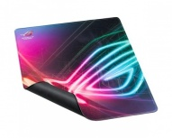 Mousepad Gamer ASUS ROG Strix Edge, 40x45cm, Grosor 2mm, Multicolor
