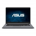Laptop ASUS VivoBook F510UF-BR683R 15.6'' HD, Intel Core i7-8550U 1.80GHz, 8GB, 1TB, NVIDIA GeForce MX130, Windows 10 Pro 64-bit, Gris