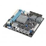 Tarjeta Madre ASUS mini ITX P9A-I/C2750/SAS/4L, S-C2750, Intel ATOM, 32GB DDR3, para Intel