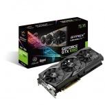 Tarjeta de Video ASUS NVIDIA GeForce GTX 1060 ROG STRIX GAMING, 6GB 192-bit GDDR5, PCI Express 3.0 ― ¡Reciba Fortnite Counterattack Set!