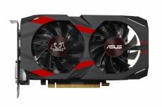 Tarjeta de Video ASUS NVIDIA GeForce GTX 1050 Ti CERBERUS OC, 4GB 128-bit GDDR5, PCI Express 3.0