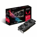 Tarjeta de Video ASUS AMD Radeon RX Vega 56 ROG Strix Gaming OC, 8GB 2048-bit HBM2, PCI Express 3.0 ― ¡Compre y reciba 3 meses de Xbox Game Pass para PC! (un código por cliente)