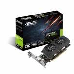 Tarjeta de Video ASUS NVIDIA GeForce GTX 1050 Ti OC Low Profile, 4GB 128-bit GDDR5, PCI Express 3.0 ― ¡Reciba Fortnite Counterattack Set!