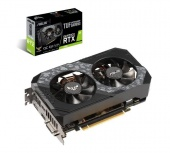Tarjeta de Video ASUS NVIDIA GeForce RTX 2060 TUF OC Gaming, 6GB 192-bit GDDR6, PCI Express x16 3.0 ― ¡Compre y reciba Game Ready Bundle