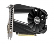 Tarjeta de Video ASUS NVIDIA GeForce GTX 1660 OC Phoenix, 6GB 192-bit GDDR5, PCI Express 3.0