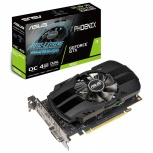 Tarjetas de Video ASUS NVIDIA GeForce GTX 1650 OC Phoenix, 4GB 128-bit GDDR5, PCI Express 3.0