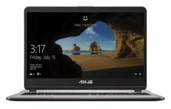 Laptop ASUS VivoBook A507UA-BR757R 15.6'' HD, Intel Core i3-7020U 2.30GHz, 4GB, 16GB Optane, 1TB, Windows 10 Pro 64-bit, Oro