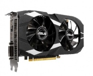 Tarjeta de Video ASUS NVIDIA GeForce GTX 1650 Dual, 4GB 128-bit GDDR5, PCI Express 3.0