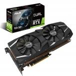 Tarjeta de Video ASUS NVIDIA GeForce RTX 2080 Ti DUAL, 11GB 352-bit GDDR6, PCI Express x16 3.0 ― ¡Compre y reciba Game Ready Bundle