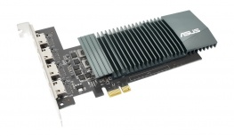 Tarjeta de Video ASUS NVIDIA GeForce GT 710, 2GB 64-bit GDDR5, PCI Express x16 2.0